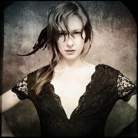 Editorial Model Tara Wallace photo by Scott Irvine
