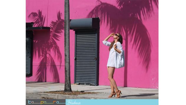 Tapara Beachwear Ad Campaign Tara Wallace Model