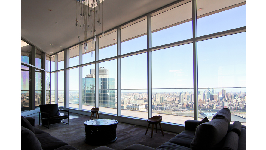 Interior Condo with a View (NYC Boroughs)