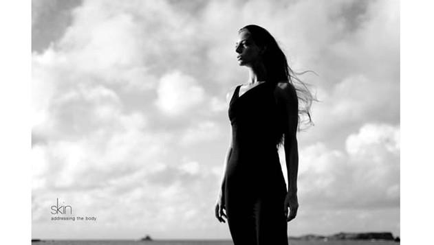 Skin Advertising Campaign Model Tara Wallace