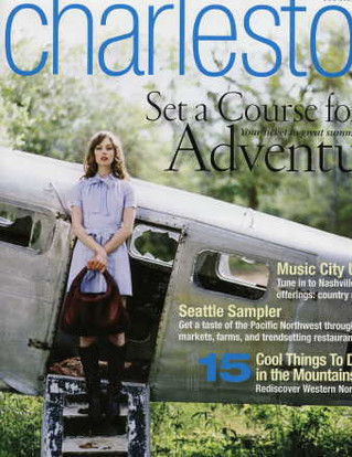 Charlston Magazine Cover