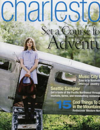 Charlston Magazine Cover