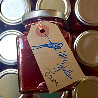 Chitneys and preserves all homemade