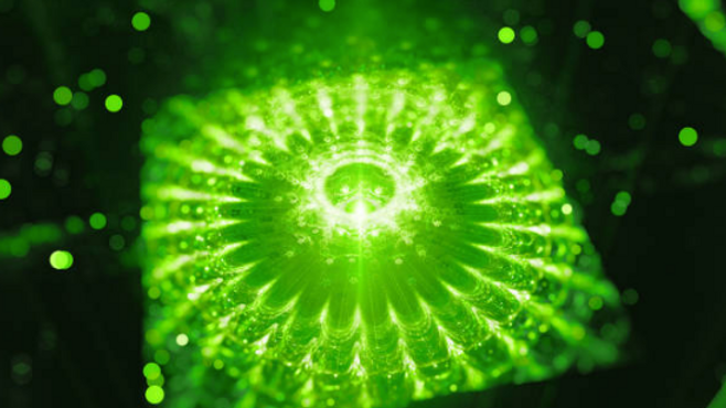 Lecture de l'aura par machine quantique camera GDV.