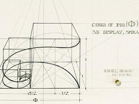 Les solides de Platon : le cube