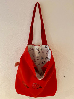 £15 Bespoke Tote Bag INNER