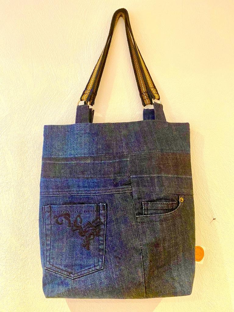 £35 Bespoke Tote Bag BACK