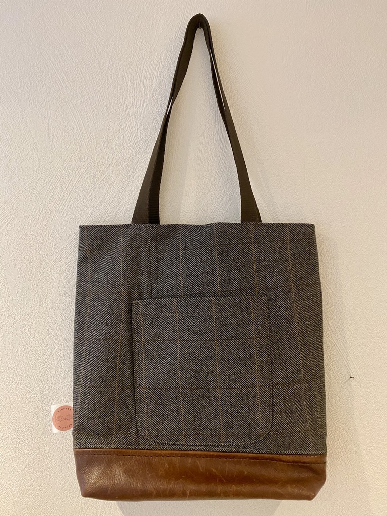 £35 Bespoke Tote Bag BACK
