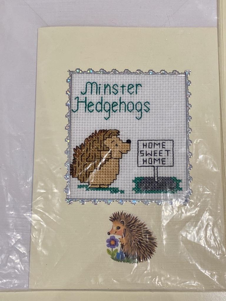 £4 Minster Hedges Cards