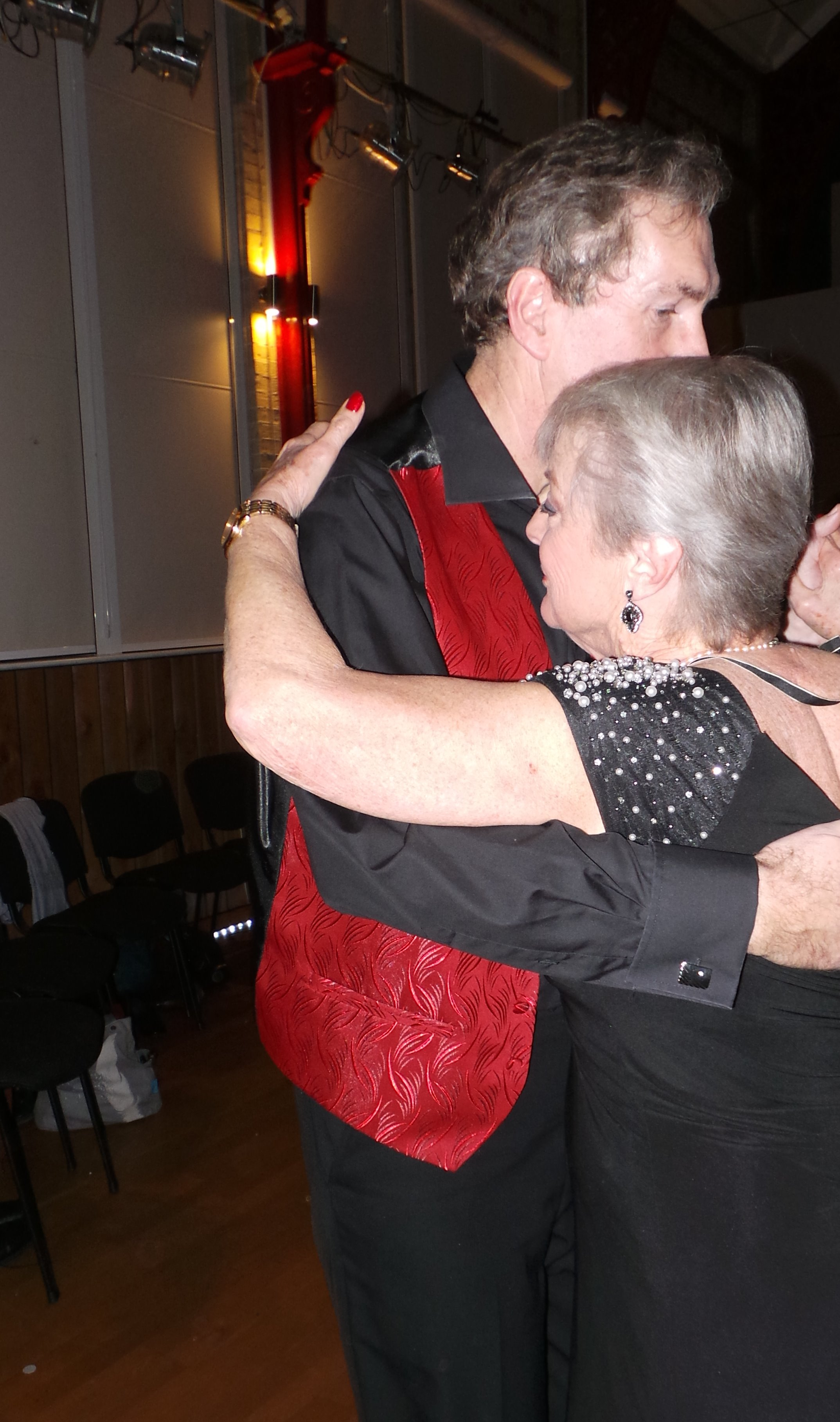 Bury Tango