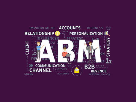 Account based marketing - Personalized marketing on steroids