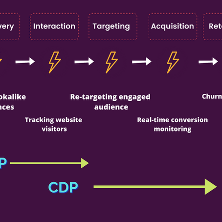 Choosing the right CDP for SaaS companies
