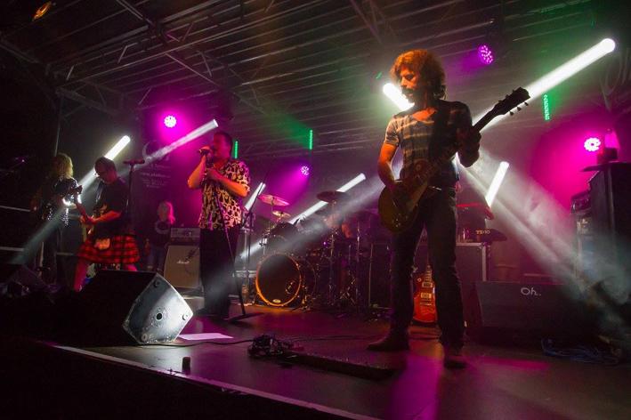 Classic Rock beim Geislinger Hock