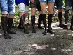 Blote voetenpad Brunssum