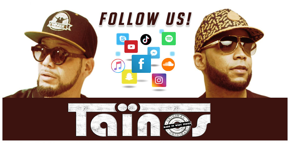Follow Us Taïnos