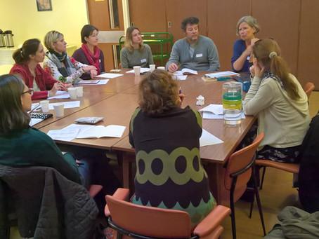 JETZT ANMELDEN - Saturday School Founding Workshop