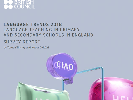 Language Trend Survey 2018: German provision at UK schools 'at risk of extinction'