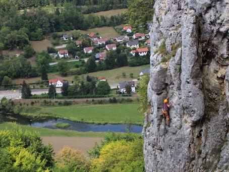 Abenteuerwoche im Donautal, D