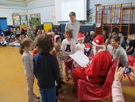 Weihnachtsfeier DSS Ealing