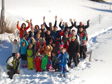 Ski week newspaper - Saturday School Leicester