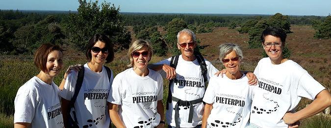 sponsorloop Pieterpad