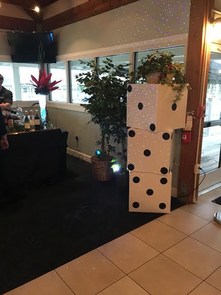 Bar Decor for Event
