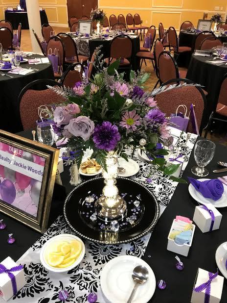 Tablescape & Flowers