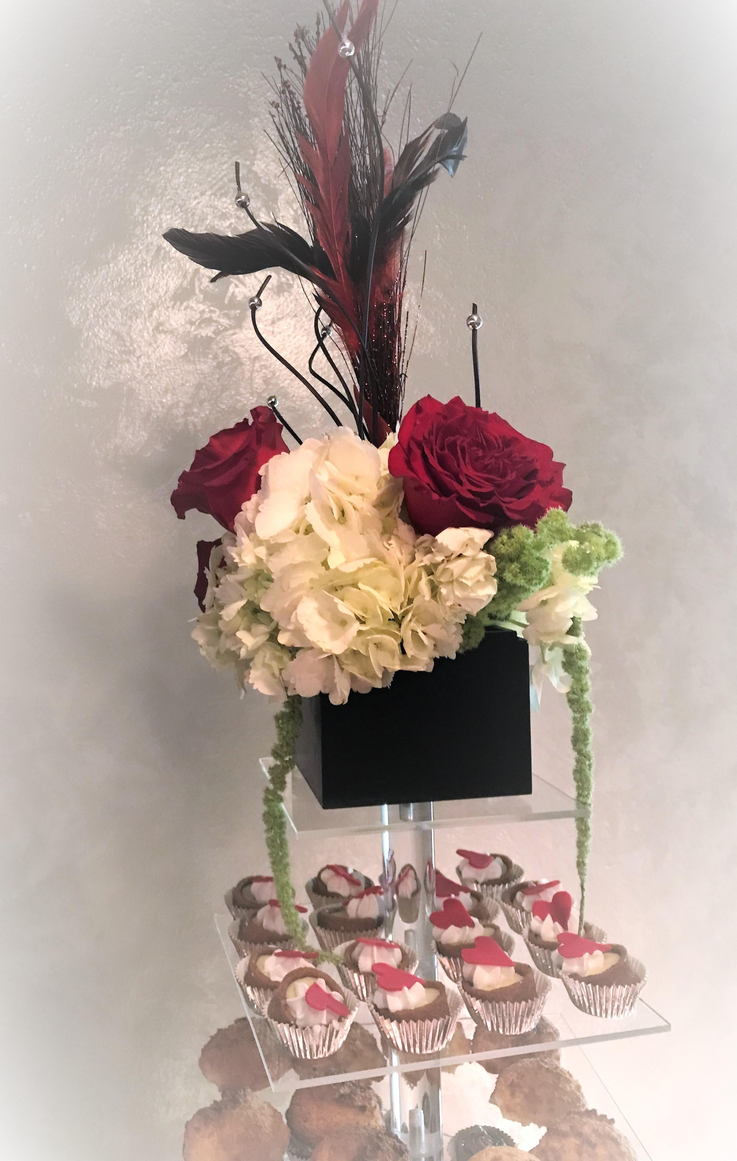 Dessert Florals