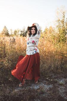 xo Rachel Ivie Lane photogrphy boho woman