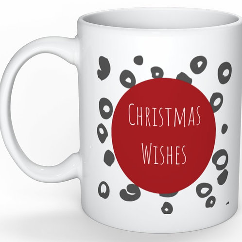 Christmas Wishes Mug | Limited Edition