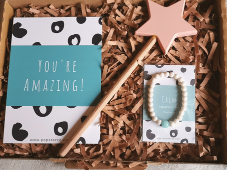 You're Amazing! Thoughtful Christmas gifts with positive messages for little people.