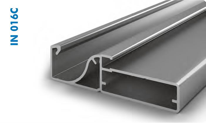 Puxador de Aluminio Liga Tubular 6060