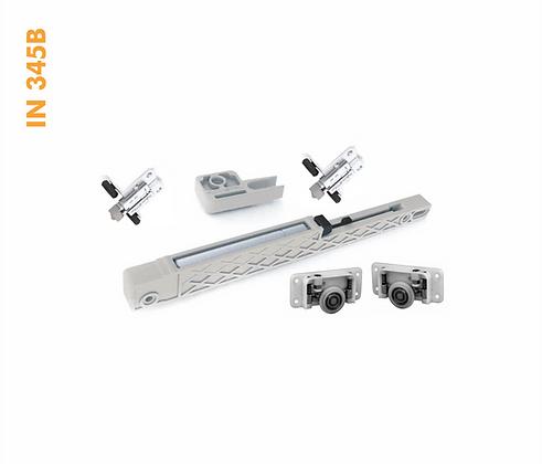Kit Agility com freios e amortecedores IN 345B