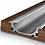 Thumbnail: Puxador de Aluminio Sólido Liga 6060 T5