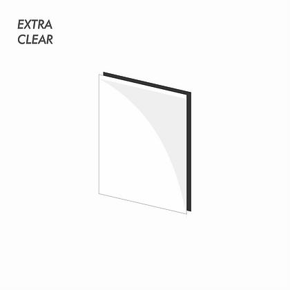 Vidro Extra Clear 4MM