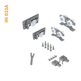 IN 033A (KIT Suspenso interno com roldana de apoio inferior)