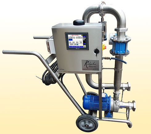 Wine batching Smart Pump