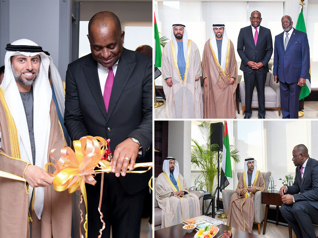 Embassy Opening 2020