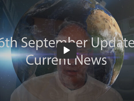 6th September Update 2021