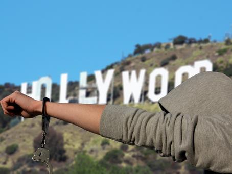 Hollywood Arrests...