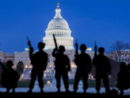 Military Being Moved To DC...