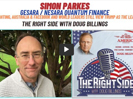 Simon Parkes & Doug Billings February 18 2021