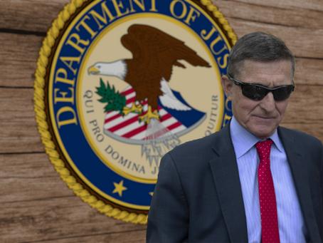 DOJ Drops Case Against Michael Flynn