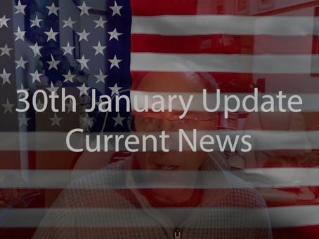 30th January Update