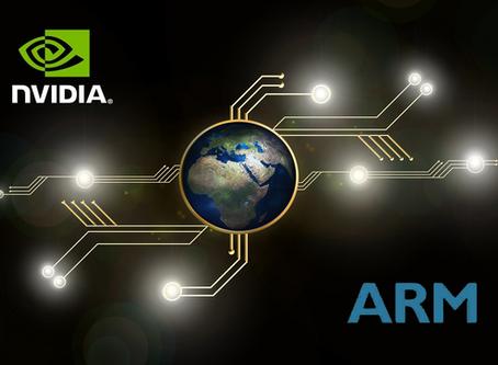 British Chip Designer ARM Sold To US Firm Nvidia