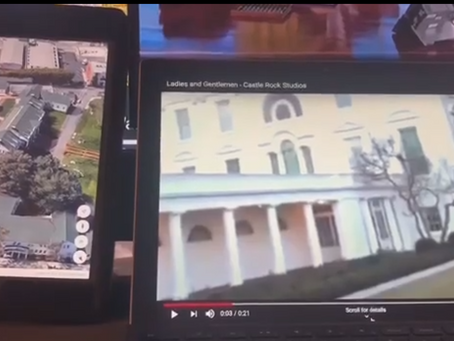 Biden's Oval Office Studio