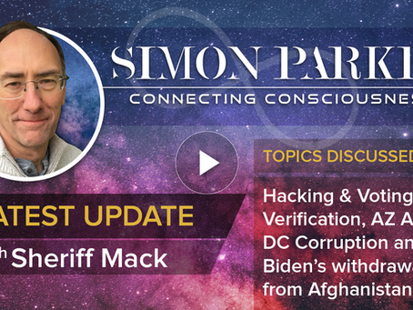 Simon Parkes & Sheriff Mack's August Update