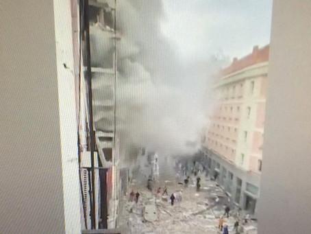 Madrid Explosion...