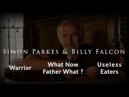 Billy Falcon & Simon Parkes 14th October 2021