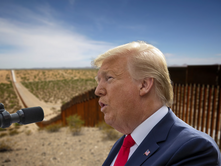 President Trump To Tour The Wall...
